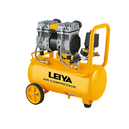 30l Air Tank 0.8mpa Pressure 1350w 2 Poles Oil Free/silent Type Air Compressor LY-3930