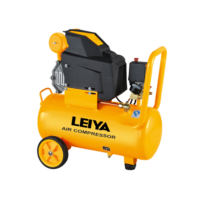 50l Air Tank 0.8mpa Pressure 1800w Direct Driven Portable Air Compressor LY-5P