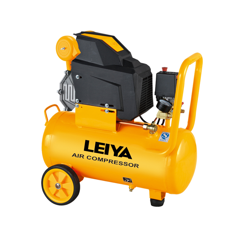 30l Air Tank 0.8mpa Pressure 1300w Direct Driven Portable Air Compressor LY-3P