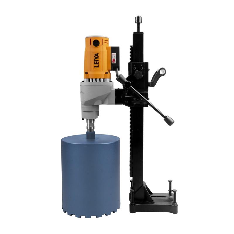Maks. Pengeboran Ukuran Lubang 350mm 3500w Bor Inti Portabel / bor Diamond teknik LY-6305