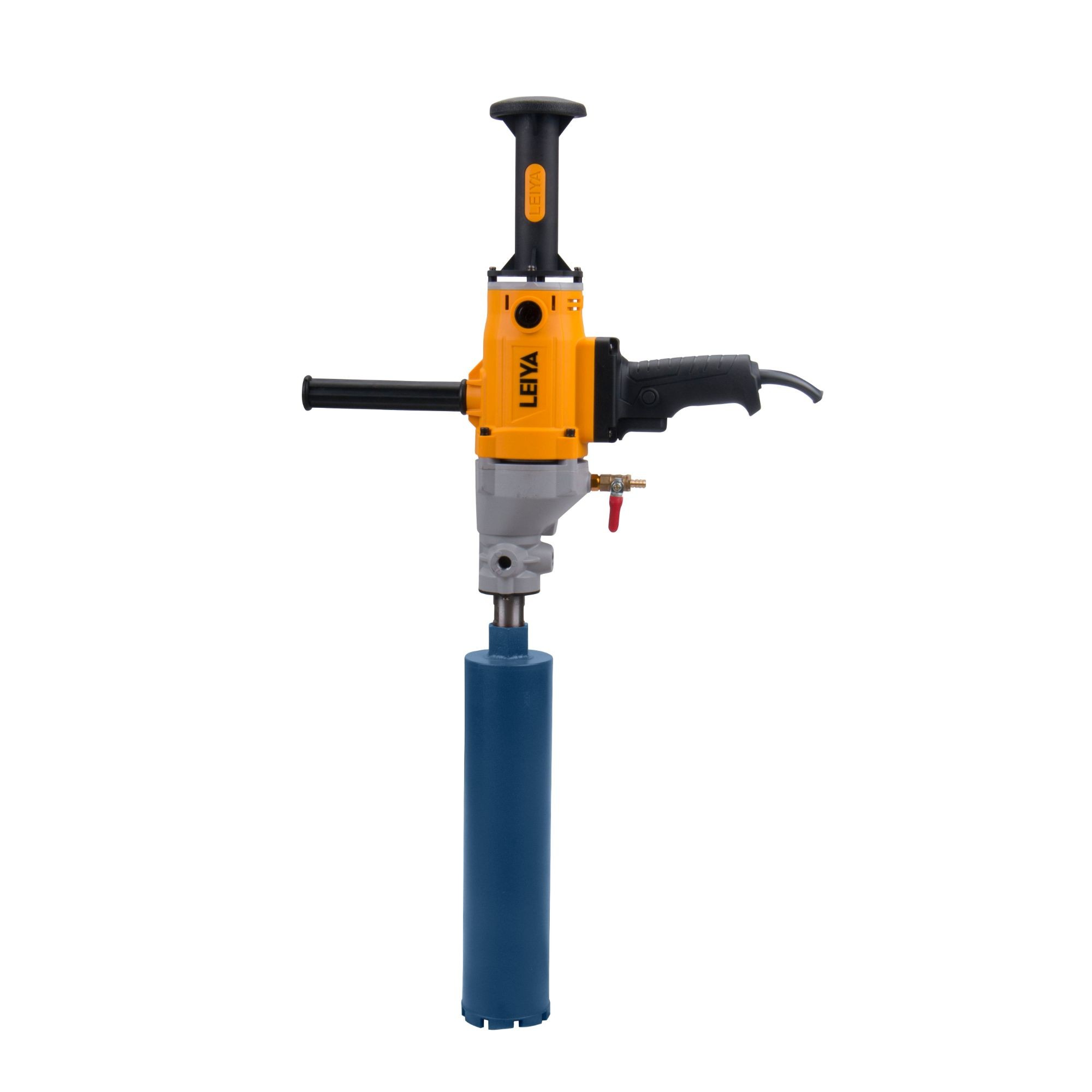Drilling Hole Size 120mm 1700w Concrete Diamond Core Drill LY-6155
