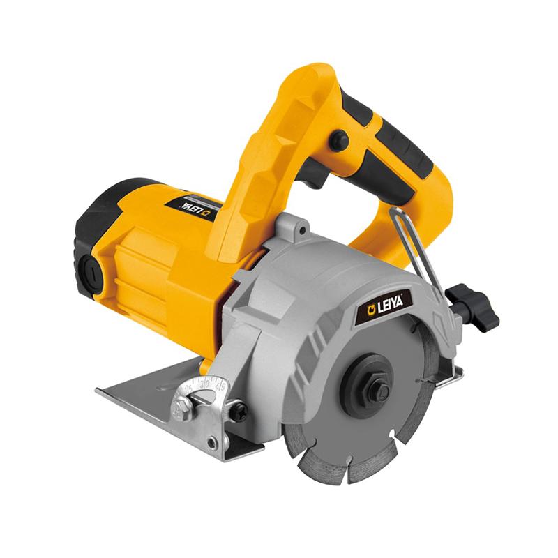 1600w Ukuran Disc 110mm Pemotong Marmer / Pemotong watu Kanthi Kinerja Motor Premium LY-Q1101