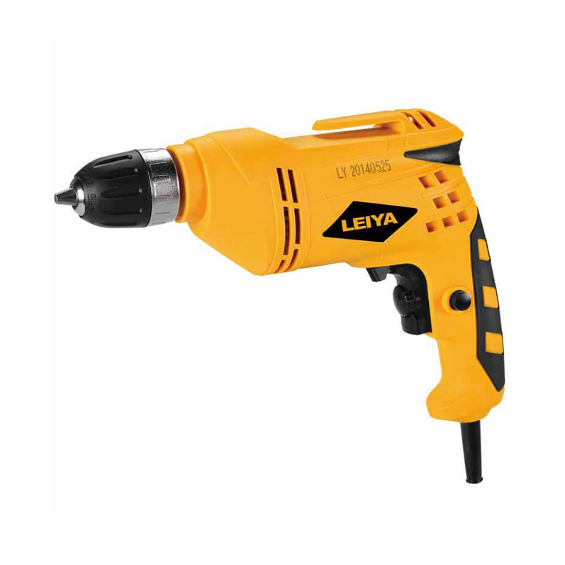 650w 10mm Keyless Chuck Strong Power Electric Drill For Heavy Duty LY10-07
