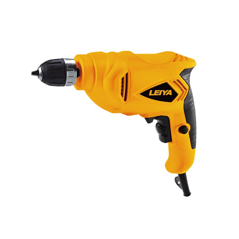 400w 10mm Keyless Chuck Electric Drill With F/R r Function LY10-01