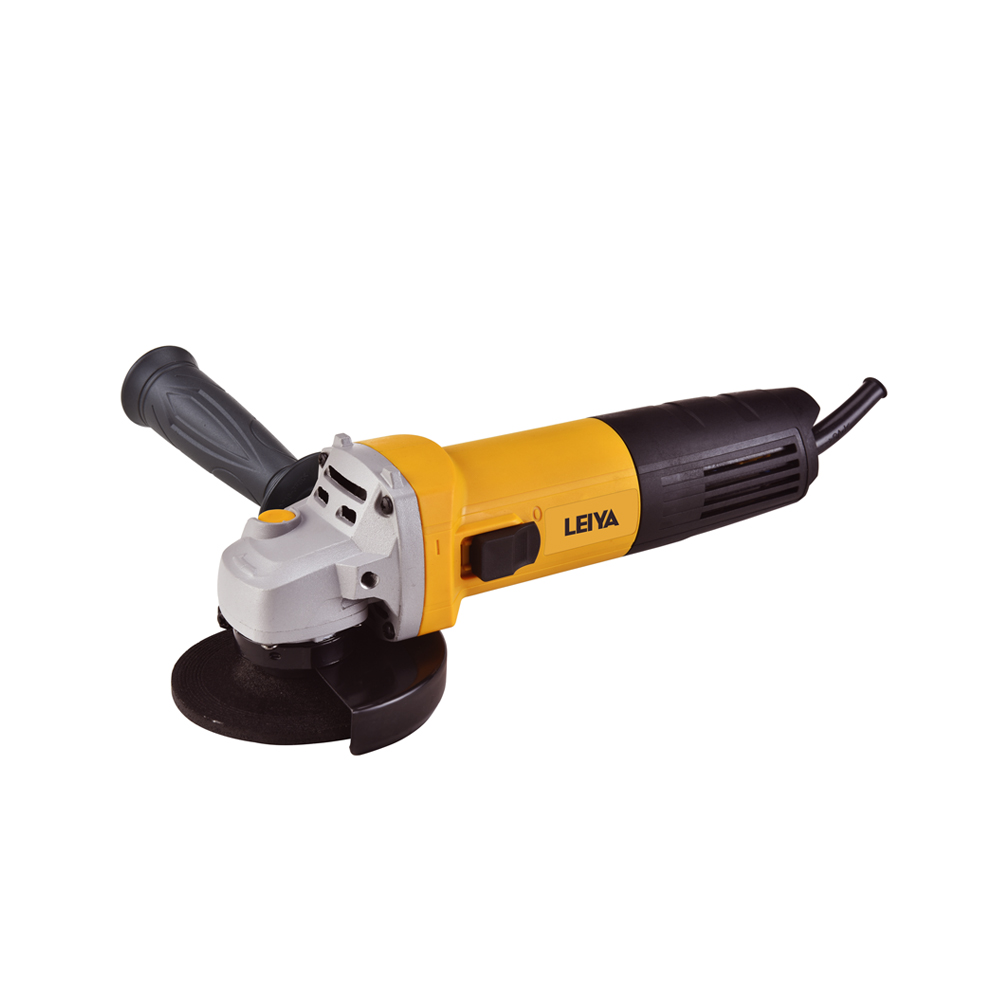 1200w More Powerful Motor Heavy Duty 125mm/115mm Angle Grinder With CE LY-S1008-A