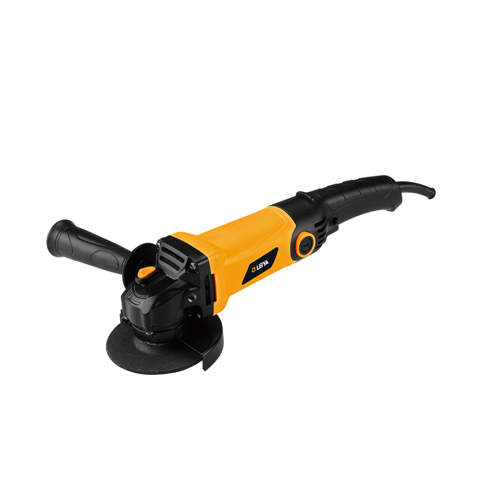 Long Handle 750w Slim Body Angle Grinder ,fast Selling Item Rank Top LY100A-01