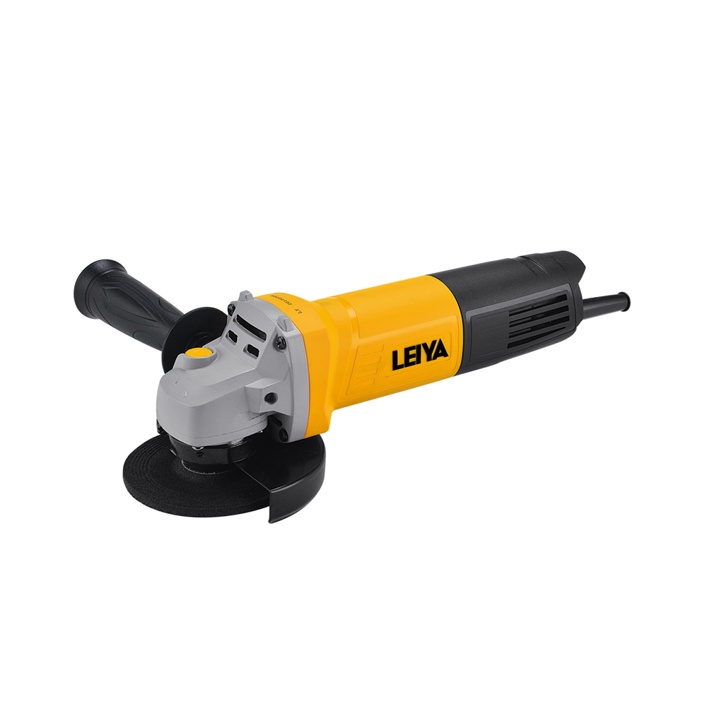 Back Switch Powerful Motor 1200w 11500r / min Angle Grinder LY-S1008