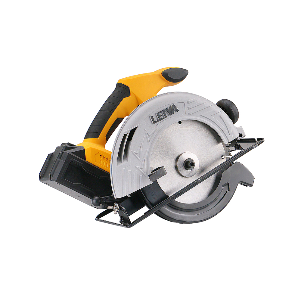 18v 4ah/6ah Wood Working Serial Li-ion Battery Circular Saw LY-DC1018
