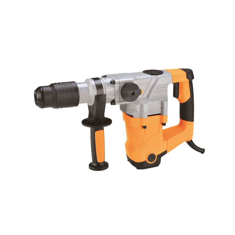 1500W Rotary Hammer with SDS MAX Toolholder LY-C4002