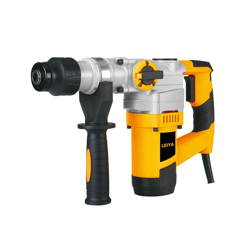 26mm Sds Plus Chuck 850w Motor Power Rotary Hammer With Two Function Light Wewight LY-C2702