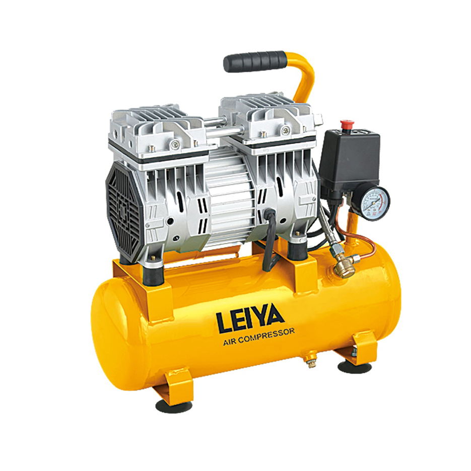 9l Air Tank Mini Oil Free Type Air Compressor With 900w LY-90-9