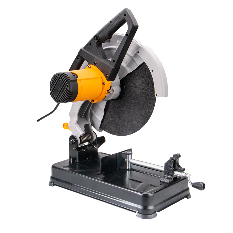14 inci 355mm Ukuran Disc 2400w Insulasi Ganda Cut Saw / chop Saw LY-J35502