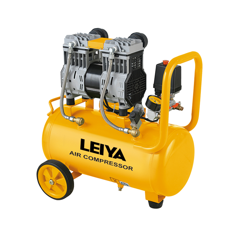 30l 1000w  0.8mpa Pressure 4 Poles Oil Free /silent Type Air Compressor LY-5930