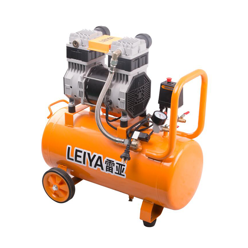 40l 1500w 0.8mpa Pressure 4 Poles Oil Free/silent Type Air Compressor LY-89-40